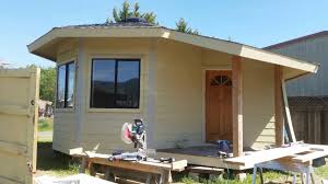 Small Picture Tiny House Yurt Nomad 2 Yurtpeople Youtube Elegant Nomad Homes