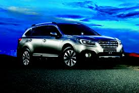 Subaru Outback Debuts in China with 2.0L Turbo Boxer Engine ...