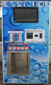 Ice Vending Machine Interesting Automatic HVM Ice Vending Machine48kgd On Aliexpress