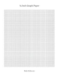 Printable Graph Paper Full Page 1 Inch Full Page Printable Graph Paper Eurotekinc Com