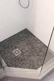 Mosaic Bathroom Floor Tile Beautiful Bathroom Renovation Project Featuring 4 X 12 White