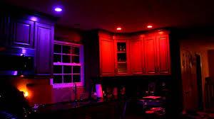 Philips Hue Lighting Youtube Philips Hue Bulbs In Kitchen