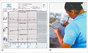 Normal Vital Signs For Elderly Chart The Augmented Patient Chart System A Produces A Physical