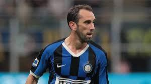 Diego Godin darf Inter Mailand im Sommer wohl wieder verlassen