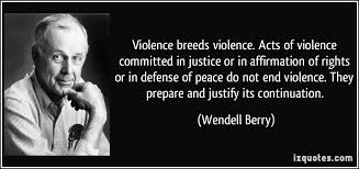 Violence Quotes Extraordinary 48 Best Quotes About Violence Violence Quotes QuotesOnImages