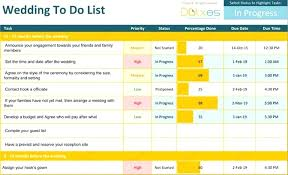 to do lists excel to do list excel spreadsheet wedding to do list spreadsheet