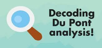 Dupont Chart Definition Dupont Analysis Interpretation Formula Ratios Chart