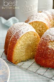 Best Butter Cake The Domestic Rebel