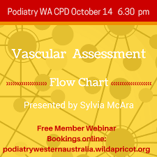 Podiatry Western Australia A Flow Chart For Vascular