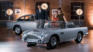 The Aston Martin Db5 Junior Electric Toy Car Will Cost You More Than A Mercedes C Class Carscoops