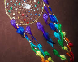 Dream Catcher With Crystals Top Seller Dream Catcher Chakra Love Devils Claw Dream 21