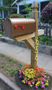 Creative mailbox ideas Diy Image Country Living Magazine Easy Diy Mailbox Designs Decorative Mailbox Ideas