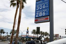 gas s are at chevron gas stations at the intersection of tropical avenue and fort apache