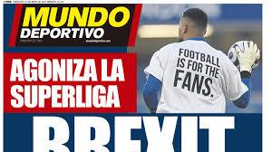 Cinco Primeros El Mundo Deportivo Journal