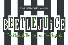 Beetlejuice Broadway Seating Chart The National Theatre Washington D C