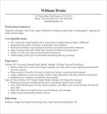Doctor Resume Template Word