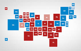associated press election results pbs newshour Final Election Results Map Final Election Results Map #42 final election results map 2016