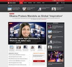 Website Template Newspaper 28 Amazing Psd Magazine Website Templates Bashooka