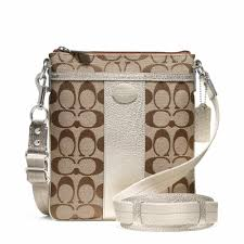 The Legacy Swingpack In Signature Fabric from Coach