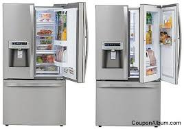 kenmore french door refrigerator. kenmore elite french-door grab-n-go bottom-freezer refrigerator french door