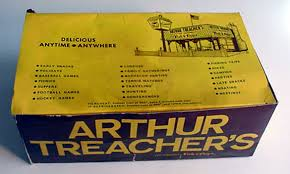arthur treachers fish and chips arthur treachers fish chips 1970s there was one a few blocks