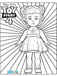 Colora Gabby Gabby Di Tory Story 4 Cartoni Animati
