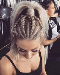 Hairstyle Braid Best 25 Braided Hairstyles Ideas Hair Styles Half 8116 by stevesalt.us