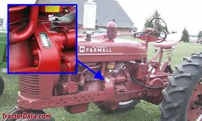 tractordata com farmall m tractor information photo of m serial number