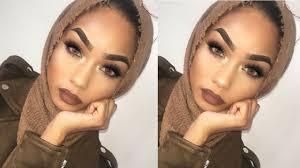 insram bad makeup tutorial sabina hannan