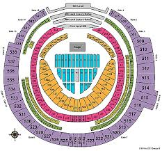 Rogers Centre Detailed Seating Chart Rogers Centre Charts 2019
