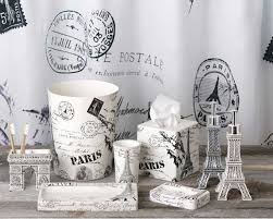 Paris Themed Decor Accessories Fascinating Image From HttplucistnetwpcontentuploadsParisthemed