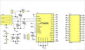 usb to parallel port converter circuit diagram images usb port to this parallel to usb cable schematic for more detail please