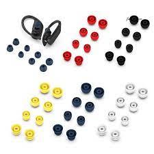 Fs Set 8 Nút Tai Nghe Bluetooth Nhét Tai Mini Chuyên Dụng Cho Powerbeats Pro  / 3