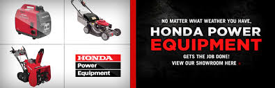 here to view honda power equipment