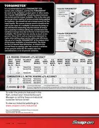 Torque Multipliers 2015 By Snap On