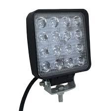 24 Volt Truck Led Lights 4 Inch Car Led Work Light 48w 12volt 24 Volt