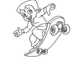 Skateboard Coloring Book Plus New Design Your Own Skateboard