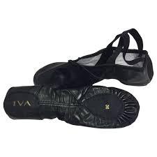 Ballet shoes Iva - black   Noola