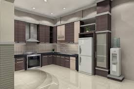 dark kitchen cabinet with frosted glass door pantry cabinet between white refrigerator and water dispenser also porcelain tiles backsplas over freestanding
