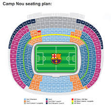 Renfe Seating Chart How To Buy Fc Barcelona Tickets Spain Traveller