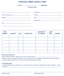 samples of purchase order form 15 samples of purchase order templates in word excel and pdf in