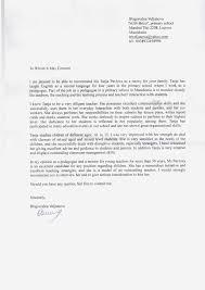 recommendation letter for caregiver recommendation letter  caregiver recommendation