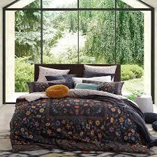 kasbah forest duvet cover set