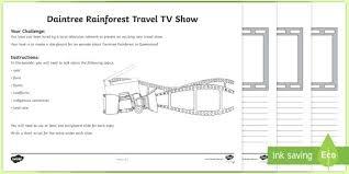 Tv Storyboard Template Ijbcr Co