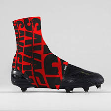 Cleat Cover Size Chart Amazon Com Savage Chroma Red Black Spats Cleat Covers
