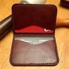 leatherworking a start