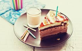 Chocolate Birthday Cake Wallpaper Happy Birthday Cake Images Hd