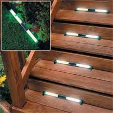 deck stair lighting ideas. image of solar stair lights for deck lighting ideas d