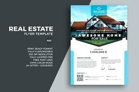 House Flyer Template Free Property Management Inspirational
