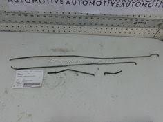 left front door latch handle rod set 1990 chevy k1500 driver side gmc c1500